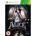 Xbox 360 Alice Madness Returns
