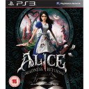 PS3 Alice Madness Returns