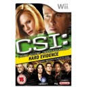 Nintendo Wii CSI Hard Evidence
