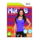 Nintendo Wii Fit With Mel B
