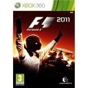 Xbox 360 Formula 1 2011