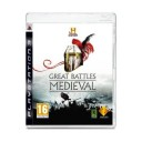 PS3 Great Battles Medieval