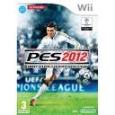 Nintendo Wii Pro Evolution Soccer 2012