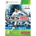 Xbox 360 Pro Evolution Soccer 2012