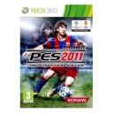 Xbox 360 Pro Evolution Soccer 2011