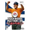 Nintendo Wii Tiger Woods 2009