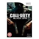 Nintendo Wii COD Black Ops